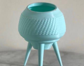 Ready to Ship | XL Mint Tripod Planter | 3D Printed in PLA