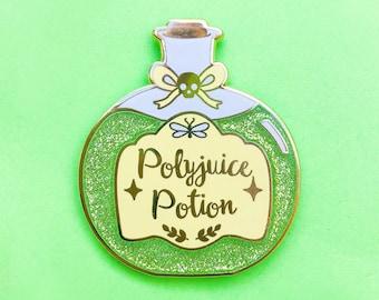 Polyjuice Potion Harry Potter Enamel Pin