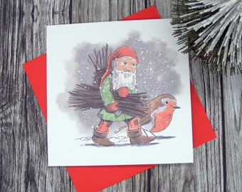 Festive Greetings Cards Legend and Folklore