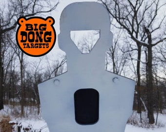 "1/2"" BIG DONG TARGETS 