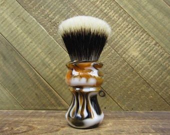 Hallows - Shaving brush handle with choice of knot, or 26mm handle only shaving handle (28mm socket)