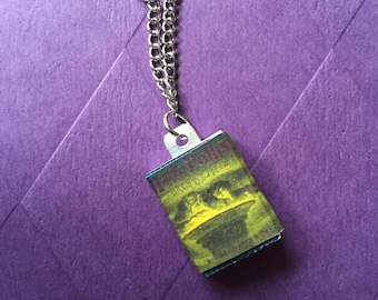 Mini Harry Potter and the Half blood Prince book necklace