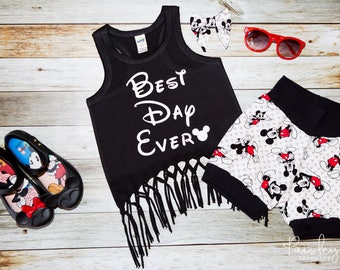 Best Day Ever Tank - Disney Best Day Ever - Best Day Ever Shirt - Disney Shirt - Disney Tank Top - Disney Vacation Shirts