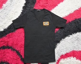 87c34203f Vintage Dolce & Gabbana Basic Tee | Large Size | Made in Italy