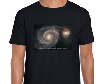 The Whirlpool Galaxy tshirt