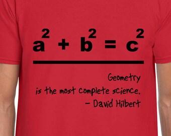 A Beautiful Equation math t shirt