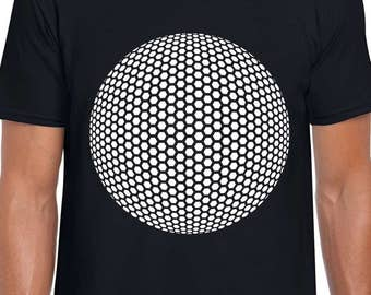 Hermann Grid Illusion II cool t-shirt