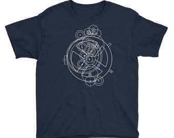 Antikythera Mechanism art Youth T-Shirt