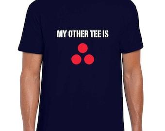 My Other Tee Is Binary Axiom funny tee
