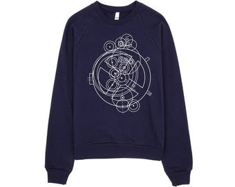 Antikythera Mechanism minimal sweatshirt