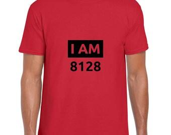 I am Perfect funny t-shirt