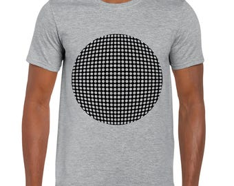 Hermann Grid Illusion I art t shirt