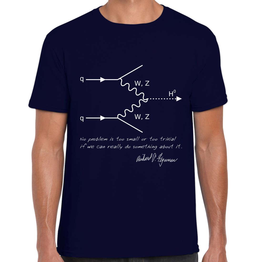 Qed Feynman Diagram Science T Shirt Etsy Wiring