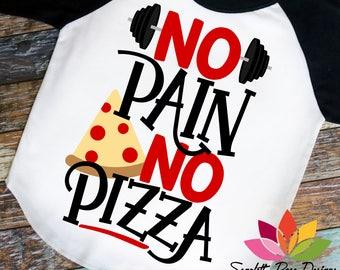 Gym and pizza  dda017389eea0