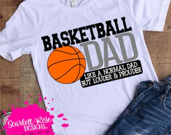 c812db6b Basketball SVG, Basketball dad svg, Sports svg, basketball dad life, Loud  and Proud svg, basketball mom svg, shirt svg, basketball Vector