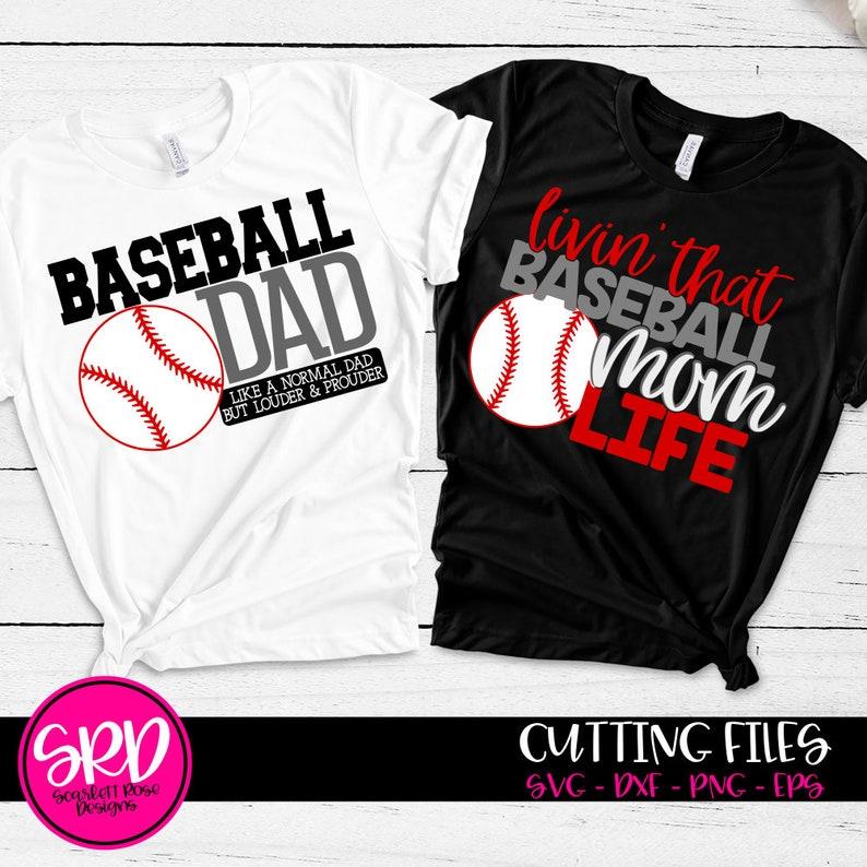shirt Laces Baseball Mom svg Baseball Dad svg Baseball svg Bundle design Baseball SVG Loud and Proud SVG cut file Baseball Mom Life