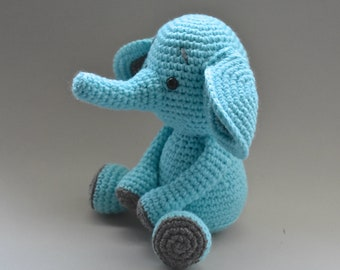 Tutorial Elefante Indiano Amigurumi Portachiavi (sub. English y ... | 270x340