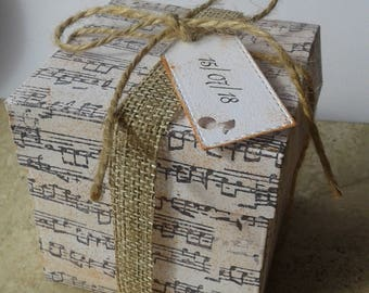 Music themed wedding etsy music theme boxmusical notesconfetti boxesbaby showerwedding boxes wedding favorswedding music themed boxesmusic wedding decorations junglespirit Image collections
