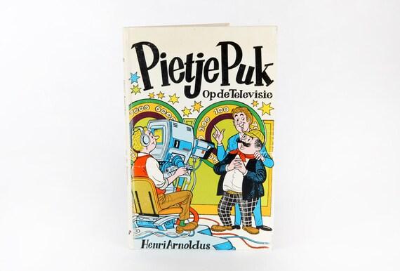 Ongekend Vintage boeken Pietje Puk op de Televisie | Etsy WX-87