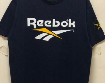 f9c50e69 Vintage Reebok X Steve Prefontaine Flathead Lake Run 1997 XLarge Size T- Shirt