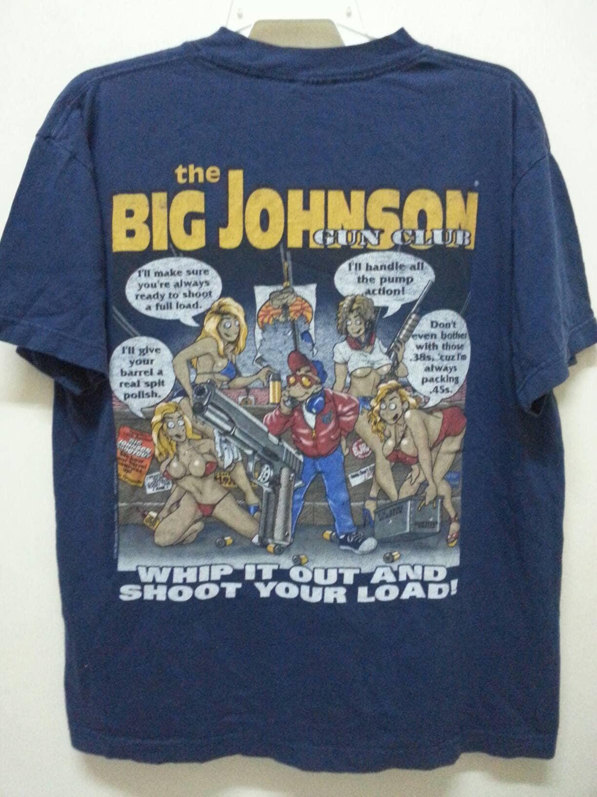 1cf9ccb06 Big Johnson Shirts