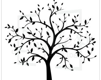 Family Tree Template Etsy