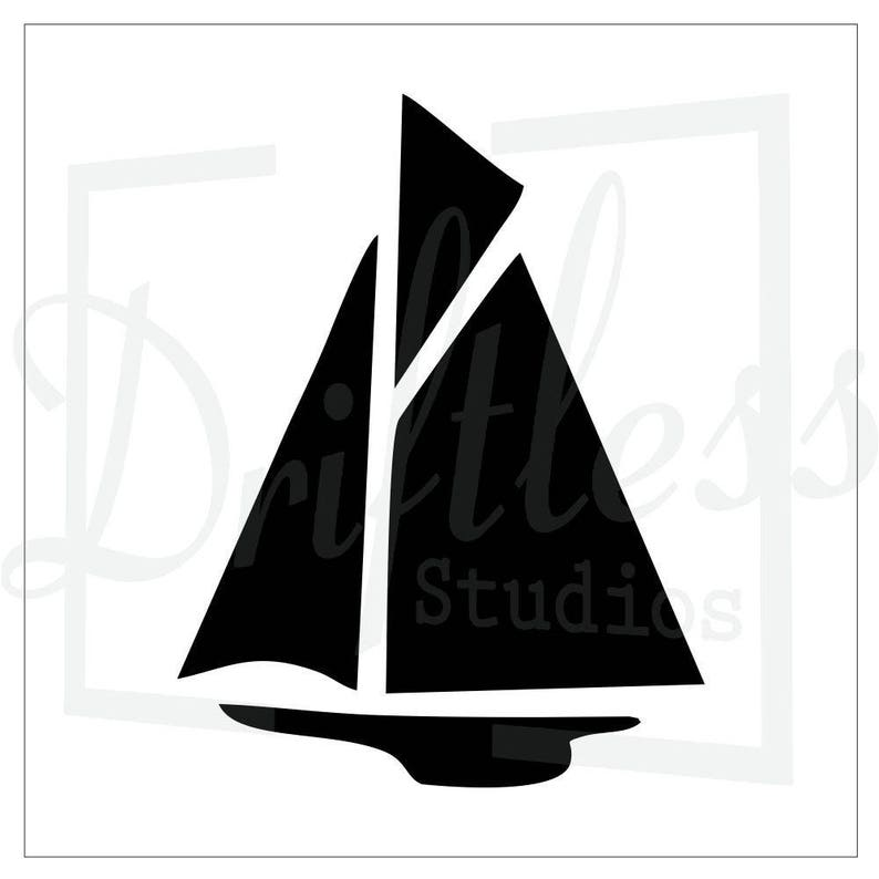 b07868b2241 Voile bateau pochoir pochoir voilier voile bateau modèle