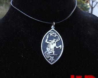 Egyptian pendant etsy seth pendant egyptian jewelry egyptian pendant egyptian necklace seth necklace egyptian aloadofball Image collections