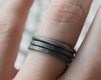 Ruthenium ring | Etsy