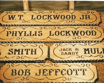 "Lockwood Style (8"")"