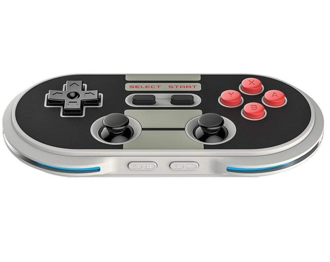 8BitDo NES30 Pro Wireless Bluetooth Controller