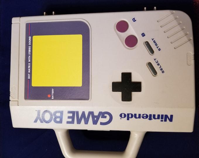 RARE Original Nintendo Gameboy GB-80 Carrying Case - Great Condition