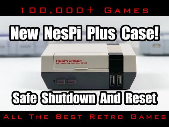 Ultimate 100,000+ Game Retropie NES Style Video Game System with Kodi and  Pixel Desktop