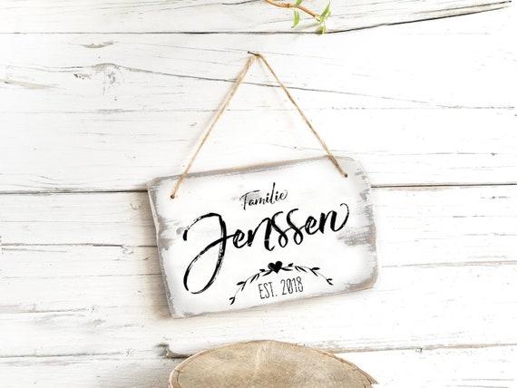 Hochzeitsgeschenk Holz Geschenk Hochzeit Personlich Etsy