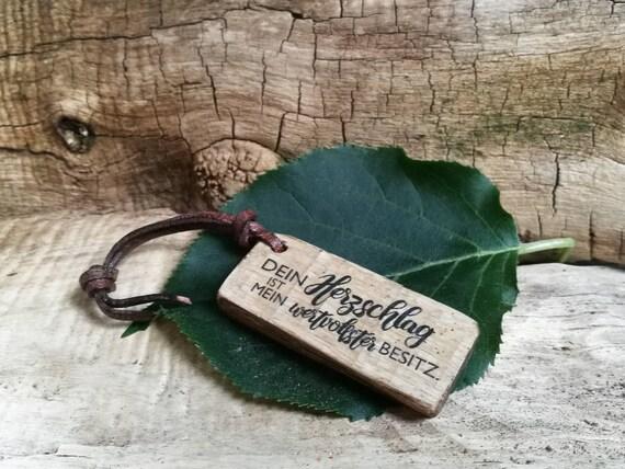 Geschenk Geburt Papa Vater Mann Mama Oma Opa Bild Personalisiert Individuell Taufgeschenk Schlüsselanhänger Holz Schmuck Armband