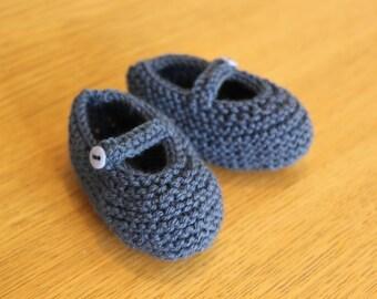 Ballerina slippers for baby boy