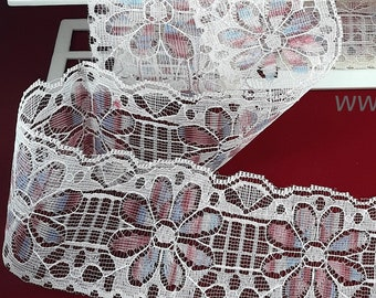 Vintage Wide Flat Lace - Made in the U.S.A.