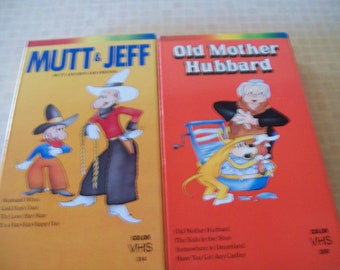 Mutt and jeff | Etsy