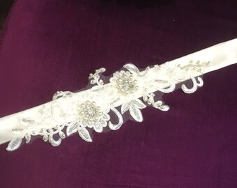 Bridal sash ,bridal belt ,bridal accessorie