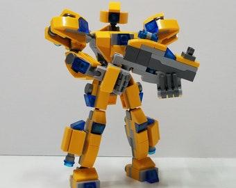 """Custom Lego Mech """"Duster"""""""