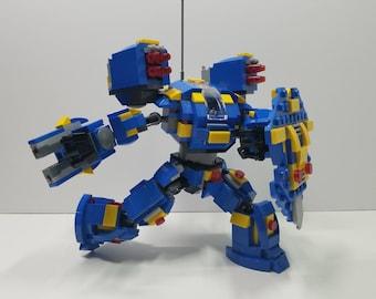 Lego GOLEM