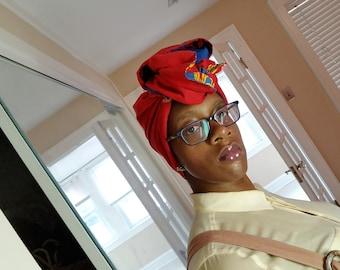 Abuo - Two Sided Headwrap