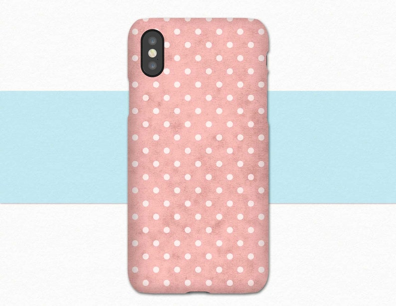 iphone xs case dusty pink