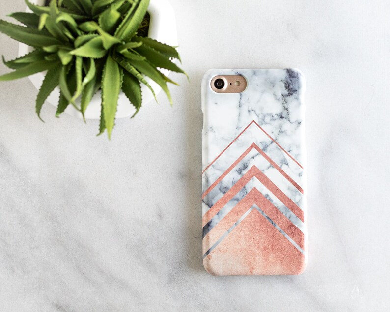 newest collection 96cf3 671c5 Rose Gold iPhone Case, iPhone 7 Case Pink, iPhone 6 Case Marble, Rose Gold  Marble iPhone Case, iPhone SE Case, Pink iPhone 7 Plus, 6 Plus 6S