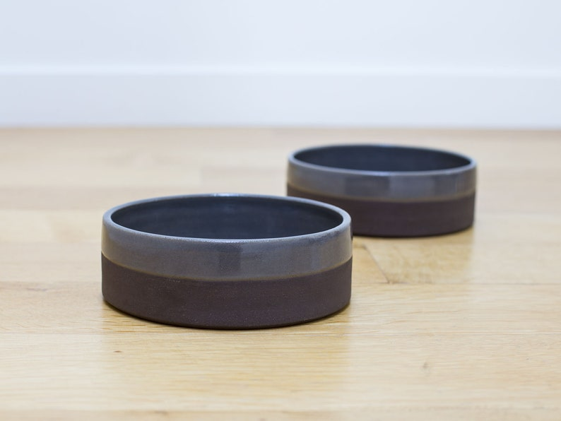 Modern Dog Bowls