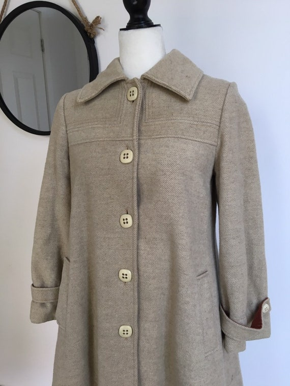 70s winter coat