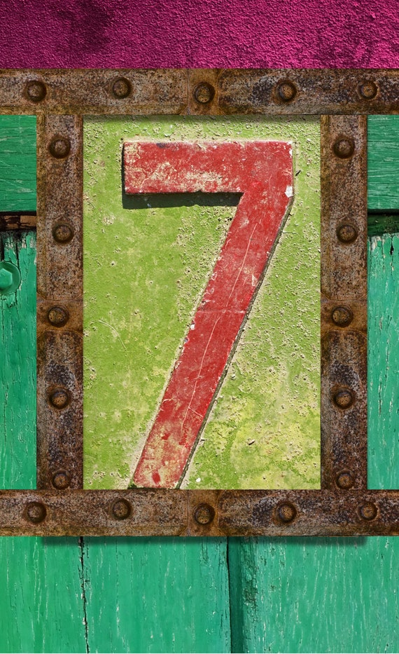 Signe ext rieur num ros de bo te aux lettres porte chiffres et lettres plaque num ro de - Idee cadeau nouvelle maison ...