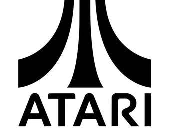 Game Console Logos | Atari #1