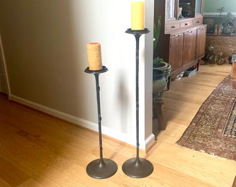 Floor Candle Stand Etsy