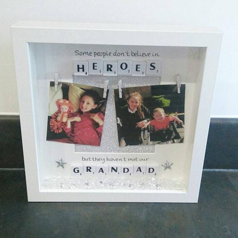 Grandad Frame Gift Birthday Fathers
